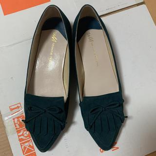 オリエンタルトラフィック(ORiental TRaffic)のWA ORiental TRaffic 秋色 ローヒールパンプス(ローファー/革靴)