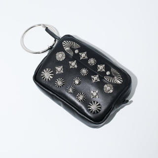 TOGA - METAL LEATHER POUCH SP