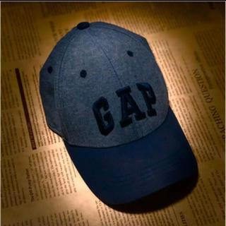 ギャップ(GAP)の【即購入可能】gap キャップ 帽子 ハット ベースボール【最終値下げ済み】(キャップ)