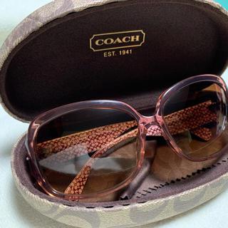 COACH - COACHコーチサングラス