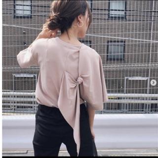 アメリヴィンテージ(Ameri VINTAGE)のAmeri【タグ付新品】CARRY CUT TEE(Tシャツ(半袖/袖なし))