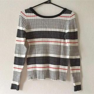 ジーユー(GU)のセーター(ニット/セーター)