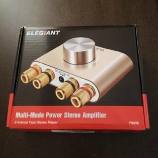 ELEGIANT Bluetooth アンプ(アンプ)