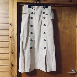 SCOT CLUB - スコットクラブトレンチ風スカート