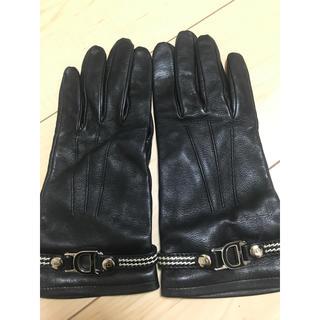 クリスチャンディオール(Christian Dior)のディオール 手袋(手袋)