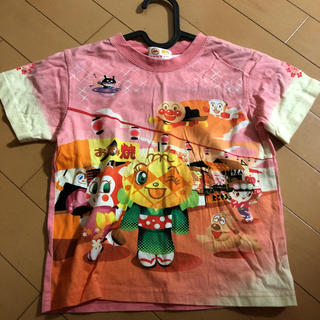 アンパンマン(アンパンマン)のアンパンマン半袖Tシャツ(Tシャツ/カットソー)