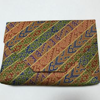 新品 瀧村美術織物製 数寄屋袋 ポーチ(和装小物)