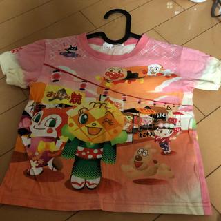 アンパンマン(アンパンマン)のアンパンマン半袖Tシャツ   サイズ100(Tシャツ/カットソー)