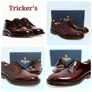 Trickers - 新品 Tricker's Robert UK8 ロバート トリッカーズ