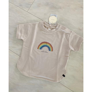 futafuta - 【新品】テータテート 虹Tシャツ 95