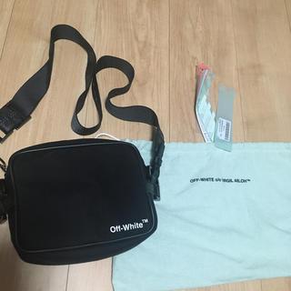 OFF-WHITE - off-white camera bag black