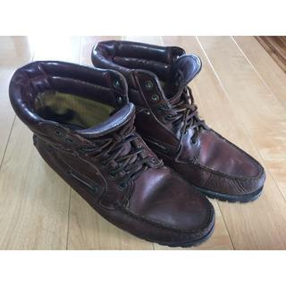 Timberland - ティンバーランド レザーブーツ 27cm ブラウン