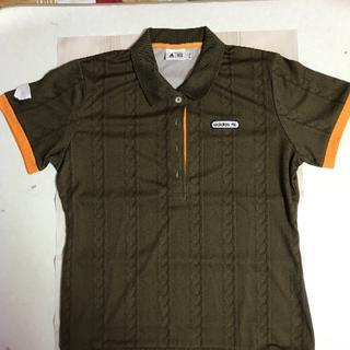 アディダス(adidas)のゴルフ半袖シャツ(ポロシャツ)