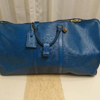 ルイヴィトン(LOUIS VUITTON)のルイヴィトン 旅行バッグ キーポル55(トラベルバッグ/スーツケース)