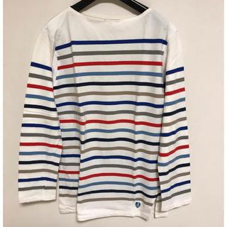オーシバル(ORCIVAL)のオーシバル マルチボーダー(Tシャツ/カットソー(七分/長袖))