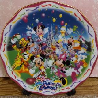 ディズニー(Disney)のディズニー飾り皿(置物)