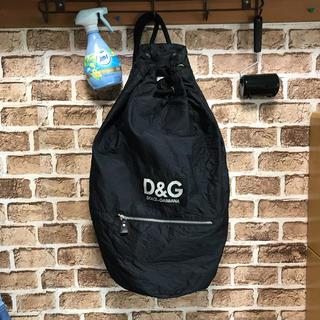 ドルチェアンドガッバーナ(DOLCE&GABBANA)のD&G ショルダーバッグ(ショルダーバッグ)