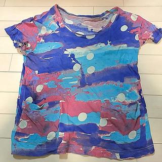 パム(P.A.M.)のPAM 半袖Tシャツ リバーシブル レディス (Tシャツ(半袖/袖なし))