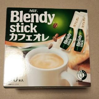 エイージーエフ(AGF)のブレンディ スティック カフェオレ 30本(コーヒー)