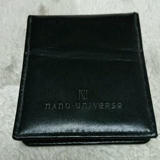 ナノユニバース(nano・universe)の小銭入れ(その他)