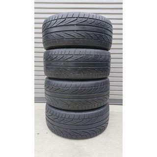 DUNLOP - DL 215/40R18 タイヤ 4本 DUNLOP DIREZZA DZ101