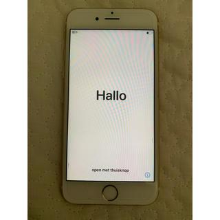 アイフォーン(iPhone)のiPhone6s 64GB ゴールド(スマートフォン本体)