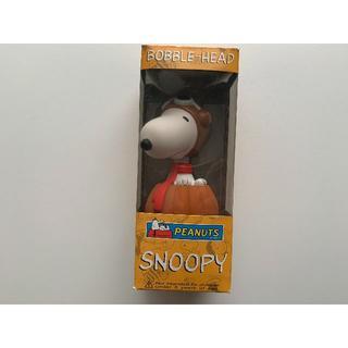 スヌーピー(SNOOPY)のスヌーピーボブルヘッド ハロウィンバージョン(その他)