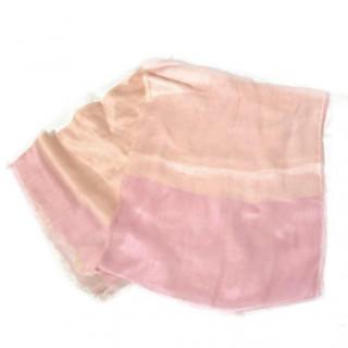 Furla - 新品 ピンク グラデーション 紫外線 対策 ストール マフラー