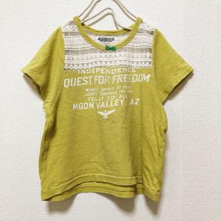 ゴートゥーハリウッド(GO TO HOLLYWOOD)のGo to Hollywood/ゴートゥーハリウッド/レースデザインTシャツ(Tシャツ/カットソー)