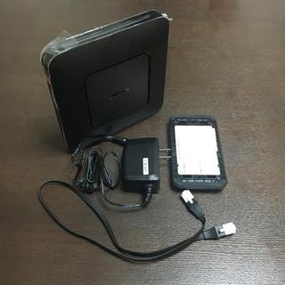 バッファロー(Buffalo)の【友蔵さん専用】WiFiルーター WSR-2533DHPL-C バッファロー(PC周辺機器)