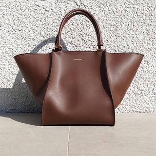 アメリヴィンテージ(Ameri VINTAGE)のRB gabu bag (dark brown) randeboo(ショルダーバッグ)