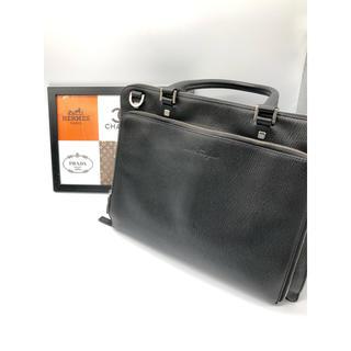 Salvatore Ferragamo - 【美品✨】◆フェラガモ◆ビジネスバッグ◆ブラック