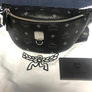 MCM - MCM 〈フュルステン〉ベルトバッグ ヴィセトス 保存袋付き 確実正規品