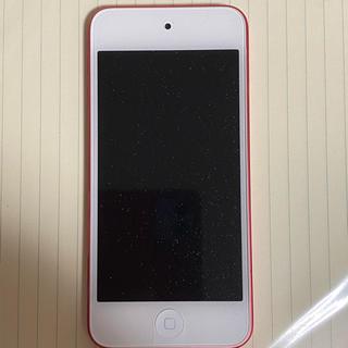 アイポッドタッチ(iPod touch)のiPod touch 第5世代 美品(ポータブルプレーヤー)