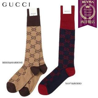 グッチ(Gucci)のGUCCIロングソックス (ソックス)