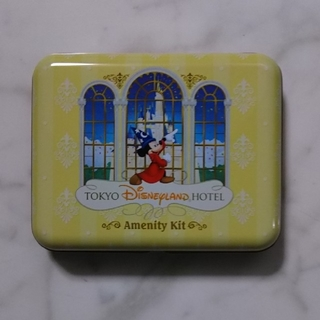ディズニー(Disney)のディズニーランドホテル アメニティキット(旅行用品)
