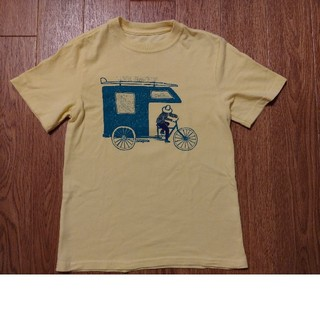 patagonia - パタゴニアキッズ XS 130 TシャツBOYS ボーイズ