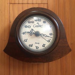 タイ文字 時計(置時計)