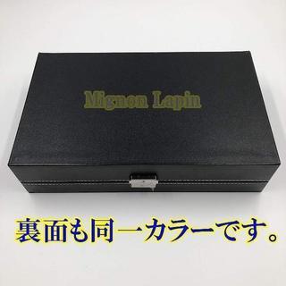 腕時計 & メガネケース 高級感 眼鏡 収納ケース ディスプレイ コレクション (腕時計(アナログ))