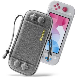 Nintendo Switch Lite対応 tomtoc ハードケース スイッ(帽子)