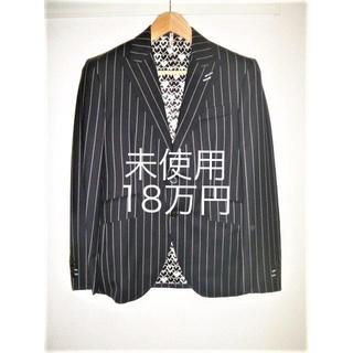 【未使用】ハリソンズ・オブ・エジンバラ スーツ 18万 サイズ46(スーツジャケット)