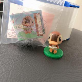 フルタセイカ(フルタ製菓)のどうぶつの森★チョコエッグ★カモミ(ゲームキャラクター)