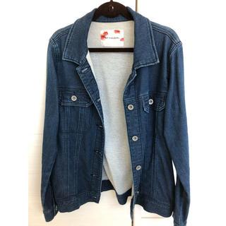 スパイラルガール(SPIRAL GIRL)のデニムジャケット デニムシャツ(Gジャン/デニムジャケット)