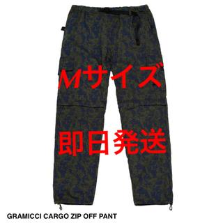 ステューシー(STUSSY)のstussy × gramicci cargo zip off pant (ワークパンツ/カーゴパンツ)