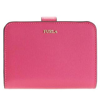 Furla - 付属品全て有り★新品 FURLA バビロン 二つ折り財布 ピンク