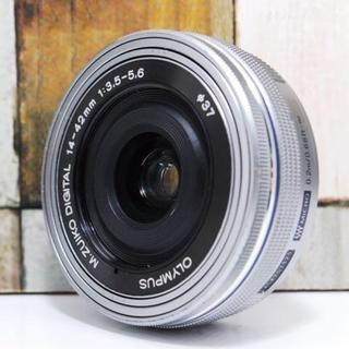 オリンパス(OLYMPUS)の★超便利な電動ズーム ★オリンパス14-42mm EZ(レンズ(ズーム))