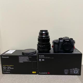 Panasonic - 【神レンズ付】LUMIX GH5 & LEICA 10-25mm/F1.7