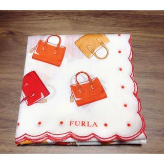 Furla - FURLA 美品ハンカチ