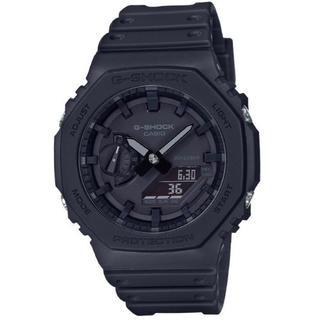 ジーショック(G-SHOCK)のCASIO G-SHOCK 腕時計 GA-21001A1JF ブラック(腕時計(デジタル))