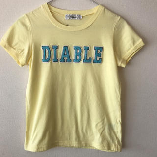 ディアブル(Diable)のディアブル☆Diable☆Tシャツ☆150(Tシャツ/カットソー)